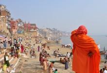 Varanasi, la ville sainte