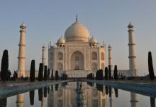 Agra, le Taj Mahal