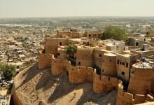 Jaisalmer la jaune
