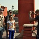 Julie et Richard découvre l'inde