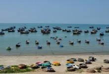 Les bateaux du village