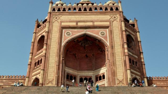 Fatehpur Sikri, la citadelle