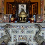 Le tombeau  Khai Dinh