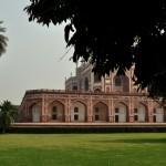 le tombeau de Humayun