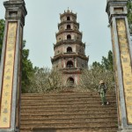 La pagode Thiên Mu, les 7 réincarnations de Bouddha