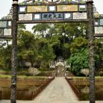 Le tombeau Minh Mang