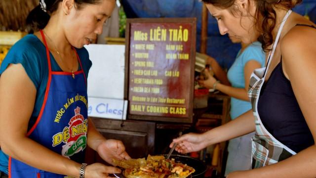 Vive la bouffe vietnamienne!