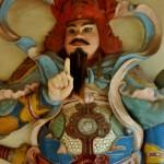 La pagode Thiên Mu, Le génie du bien