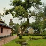 La pagode Thiên Mu