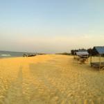 La plage pour se refroidir en fin de journée